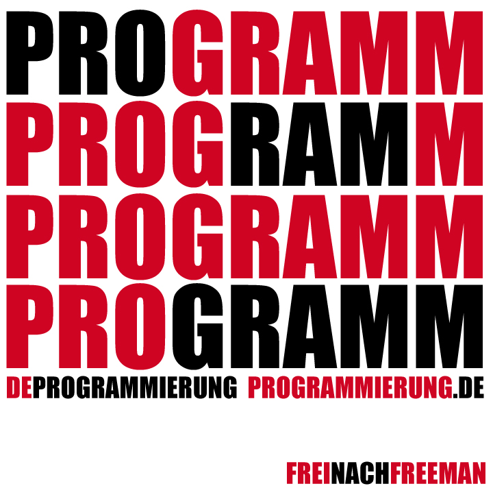 de-programmierung